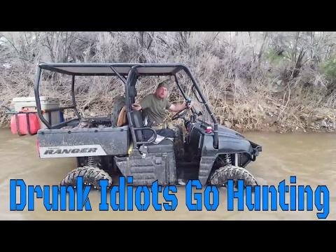 Idiots Go Hunting...