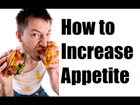 How to Increase Appetite for Hardgainers | Weight Gain Tips