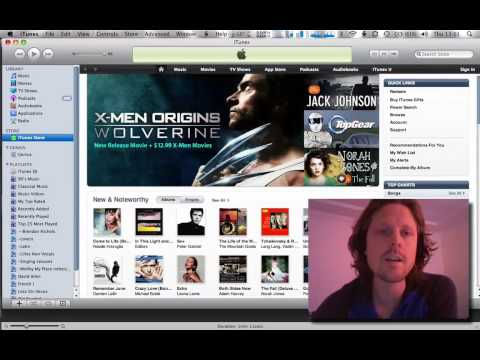 Change iTunes Account - How To