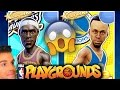 FINAL BOSS BATTLE LEBRON CURRY IVERSON NBA Playgrounds Nintendo Switch Gameplay 4