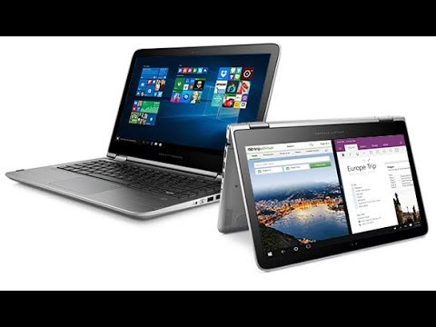 Cara Membongkar Meng-Upgrade Laptop Hp Pavilion X360  Covertible ba004TX