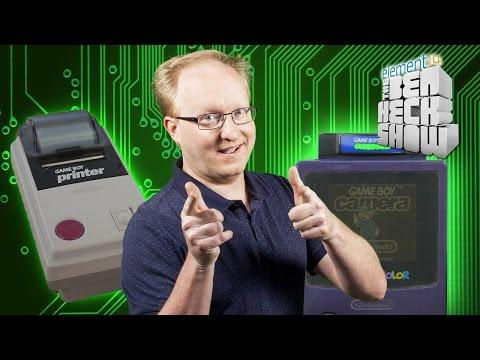 Ben Heck Reverse Engineers Game Boy Printer