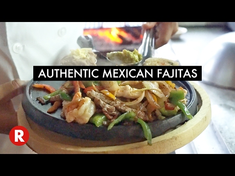 How To Make Mexican Fajitas // Cabo, Mexico
