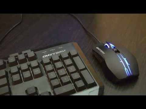 How To Turn Off Your CM Storm (Or Any) Mouse Light
