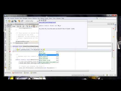 how to set jtextfield event active  after the enter key is pressed in java swing programing