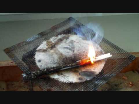 copper oxide and zinc