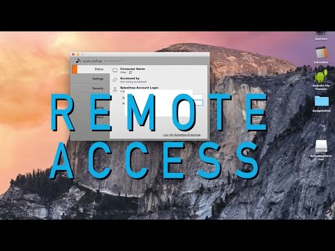 Fire TV - Pc and Mac Screen Mirroring / Remote Desktop Access
