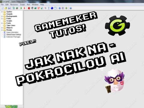 (GameMaker) [Rychlovky] 7.díl Jak na pokročilejší AI! CZ/EN