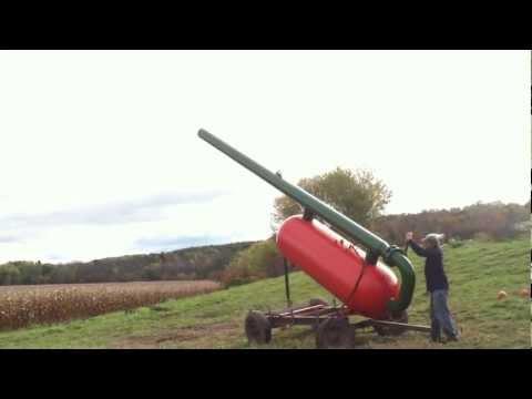 Pumpkin Cannon