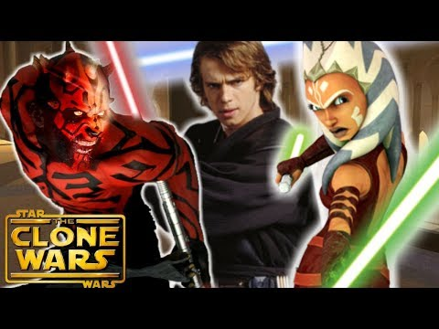 How The Clone Wars Series Was SUPPOSED to End