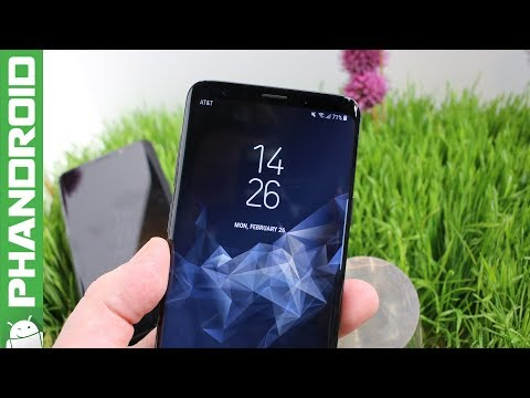 Hands-on: Samsung Galaxy S9 and Galaxy S9+