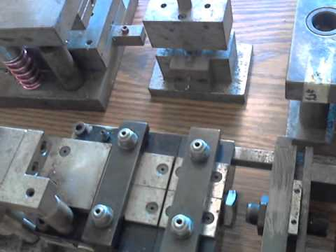 lever back clasp production machinery for sale. excellent price.