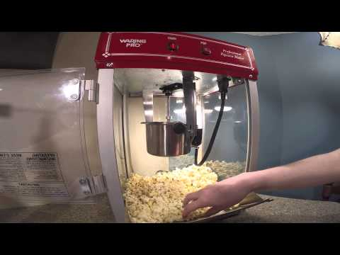 How to make Movie Popcorn