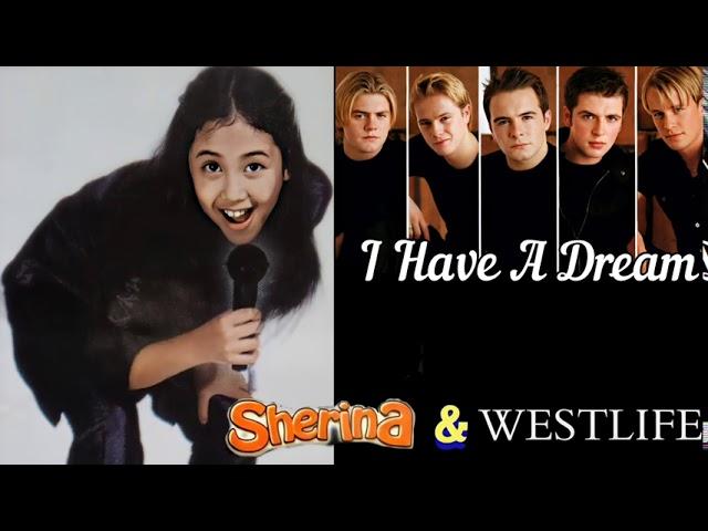 Download SHERINA feat WESTLIFE - I Have A Dream (lyrics) MP3 Gratis