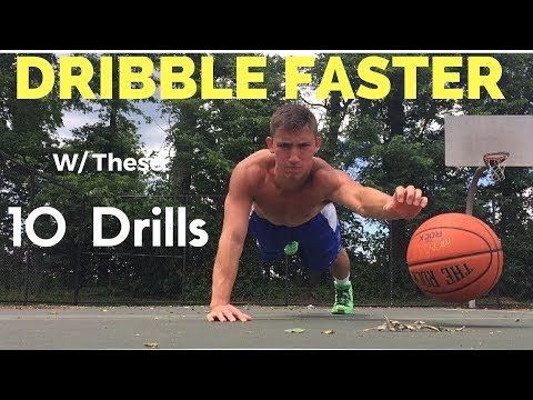 Make your handles ELITE |Key Drills to Increase Speed W/ the Basketball