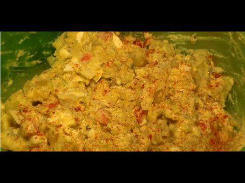 How To Make The BEST Potato Salad: Delicious Potato Salad Recipe