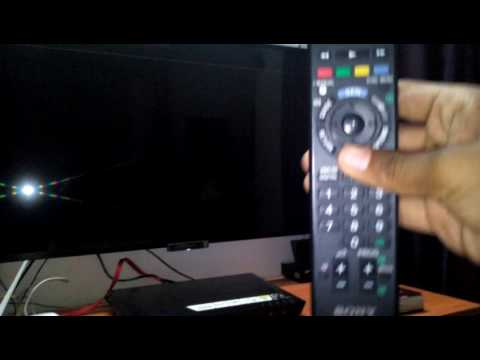 How to connect wifi to your sony bravia tv