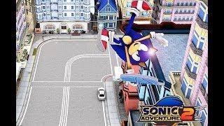 sonic adventure 2 city escape 4k Videos - 9tube tv