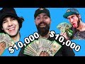 10000 YouTuber BeerPong Tournament Ft KeemStar NELK Faze Banks David Dobrik Ice Poseidon