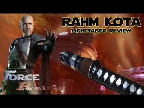 Rahm Kota Saber by Force Relics