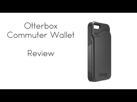 Otterbox Commuter Wallet Case Review