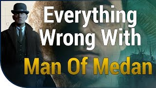 GAME SINS Everything Wrong With The Dark Pictures: Man of Medan