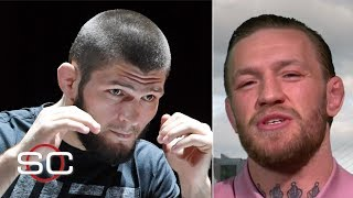 Conor McGregor wants Khabib to be his first fight back, but won't wait on him | SportsCenter