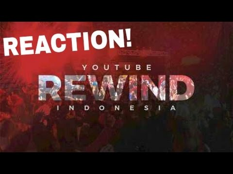 PECAH ABESS!!! - REACTION YOUTUBE REWIND INDONESIA 2016