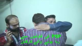 MQM Workers Released by efforts of PSP 26-07-2016