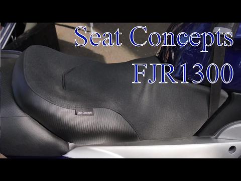FJR1300  Seat Concepts - Long Distance Dream