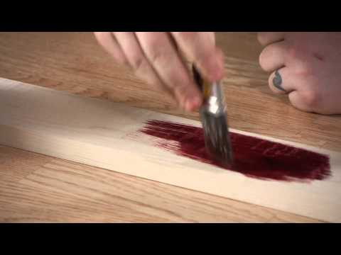 How to Finish Poplar Wood : Woodwork & Carpentry