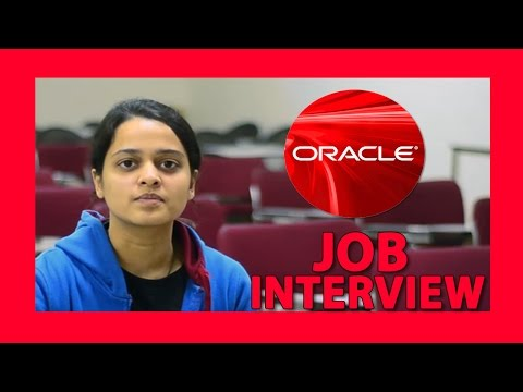 oracle interview questions and answers | coding interview | Job interview