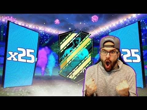AWESOME 30 x 2 PLAYER PACKS!! FIFA 18 Ultimate Team Pack Opening