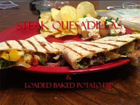 How To Make Steak Quesadillas Recipe