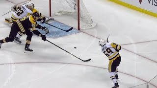 Guentzel power play goal brings Penguins within one