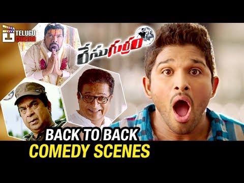 Xxx Mp4 Race Gurram Telugu Movie Back To Back Comedy Scenes Allu Arjun Shruti Haasan Telugu Cinema 3gp Sex