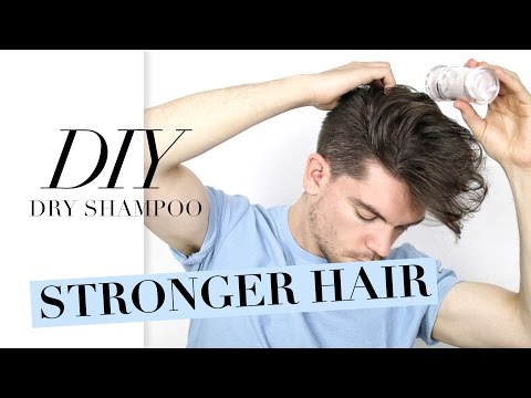DIY Dry Shampoo | Stop Washing Your Hair!