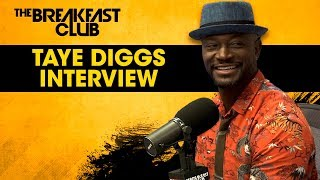Taye Diggs On New Role In