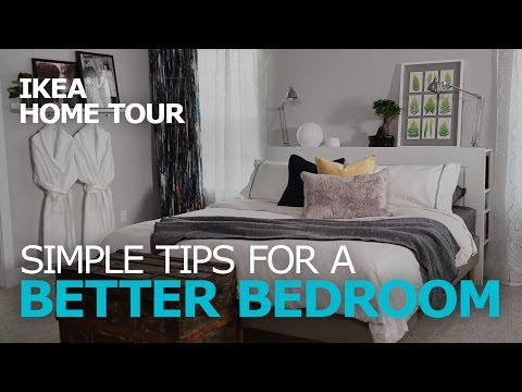 Bedroom Design Ideas – IKEA Home Tour