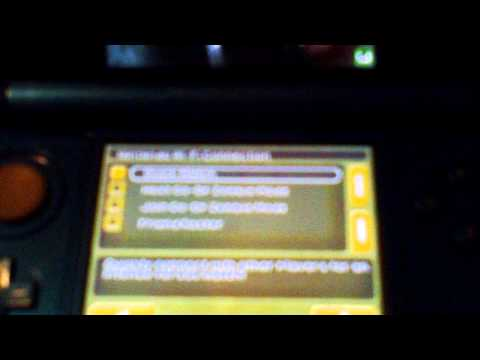 How to set up your Black ops for DS or DSi of 3DS. Read desc!