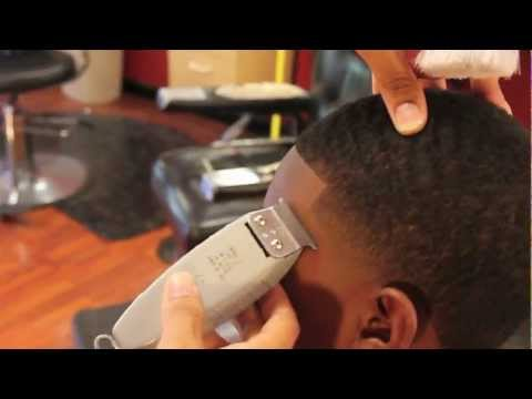 How To: Get Your Trimmer Blades to Cut Razor Sharp | By Chuka The Barber