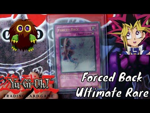 In Focus - Yugioh - Forced Back Ultimate Rare EOJ-EN060