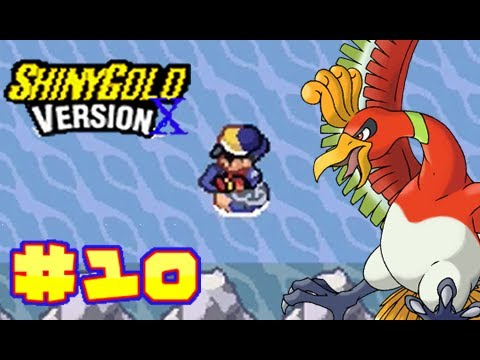 Let's Play Pokemon Shiny Gold Version X Part 10 - Cianwood City