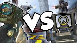 The History of WEIRD GUNS in Call of Duty...
