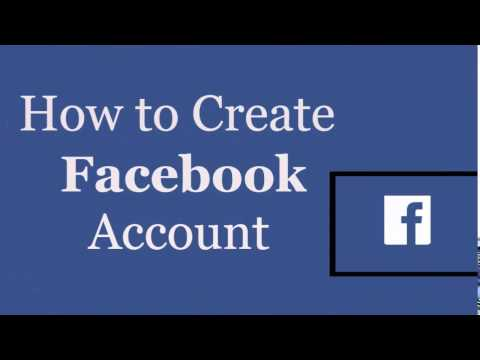 How to create/open an facebook account or facebook id without gmail or without Phone number 2017