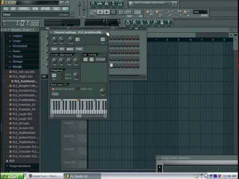 How to cease vocals from Overlapping in FL Studio 10