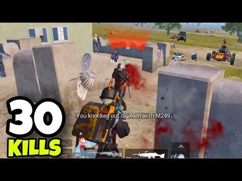 Xxx Mp4 BEST GAMEPLAY OF PUBG MOBILE HISTORY 30 KILLS SOLO VS SQUADS 3gp Sex