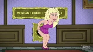 Family Guy  - The Fart Hole   (HD)