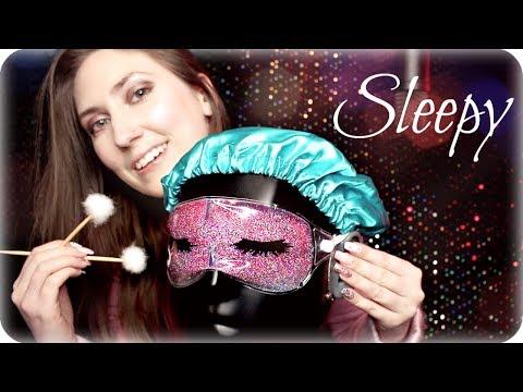 ASMR 4 x Tingles 🎤 Gel Pad Lotion Ear Massage, Ear Scrub, Ear Cleaning, Crinkles, Brushing +