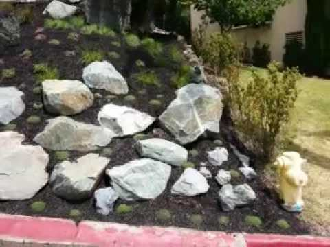 Landscape and Garden Design on a Slope Part 2 - Mystical Landscapes